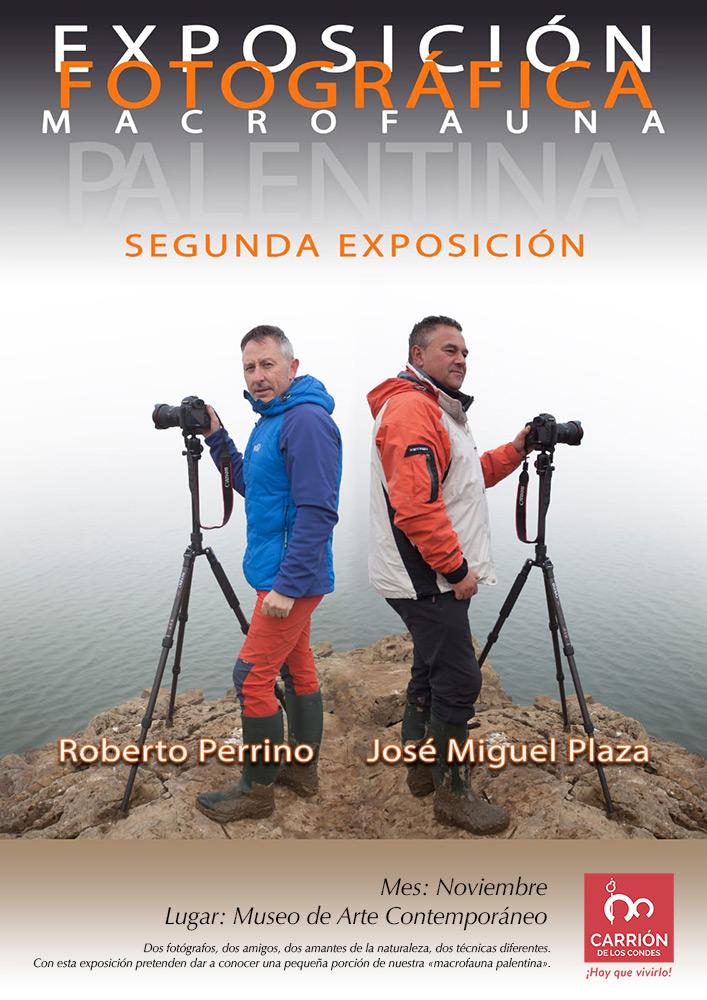 Exposición Fotográfica Microfauna Palentina