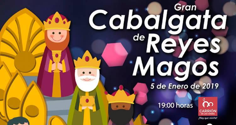 Cabalgata de lo Reyes Magos