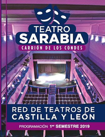 PROGRAMACIÓN RED DE TEATROS DE CyL. – 1º Semestre 2019