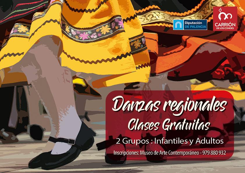 Ciclo de Danzas Regionales
