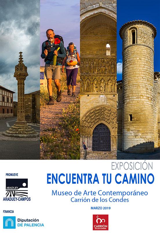 Exposición fotográfica sobre el Camino de Santiago a su paso por la provincia de Palencia