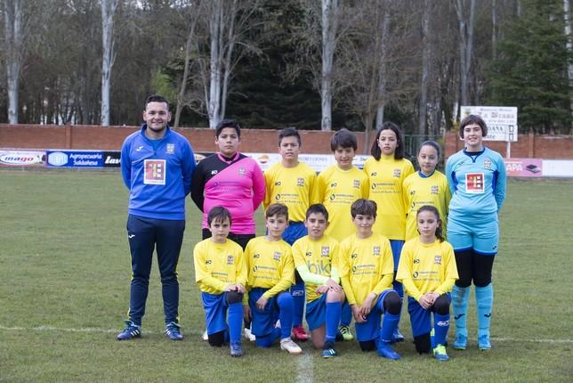Enhorabuena Club Deportivo Carrión
