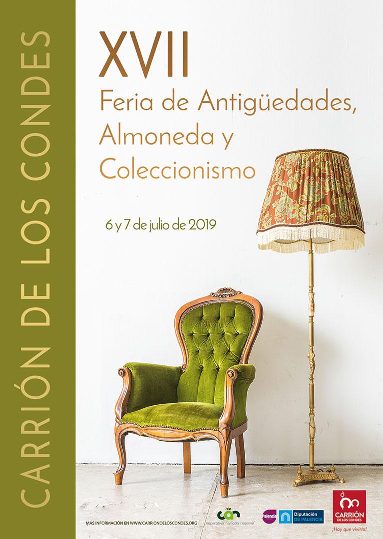 XVII Feria de Antigüedades, Almoneda y Coleccionismo