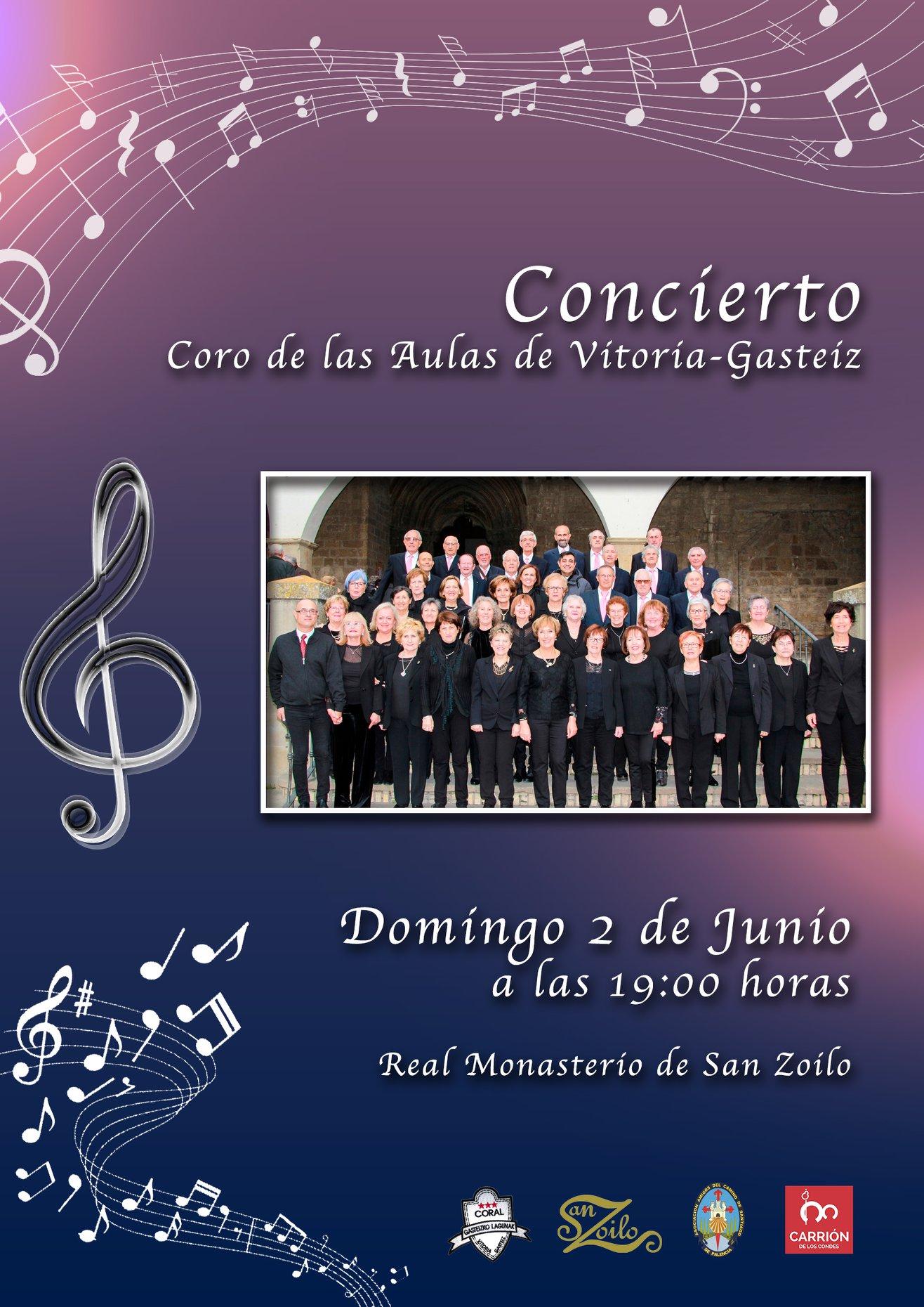 Concierto Coro de las Aulas de Vitoria-Gasteiz