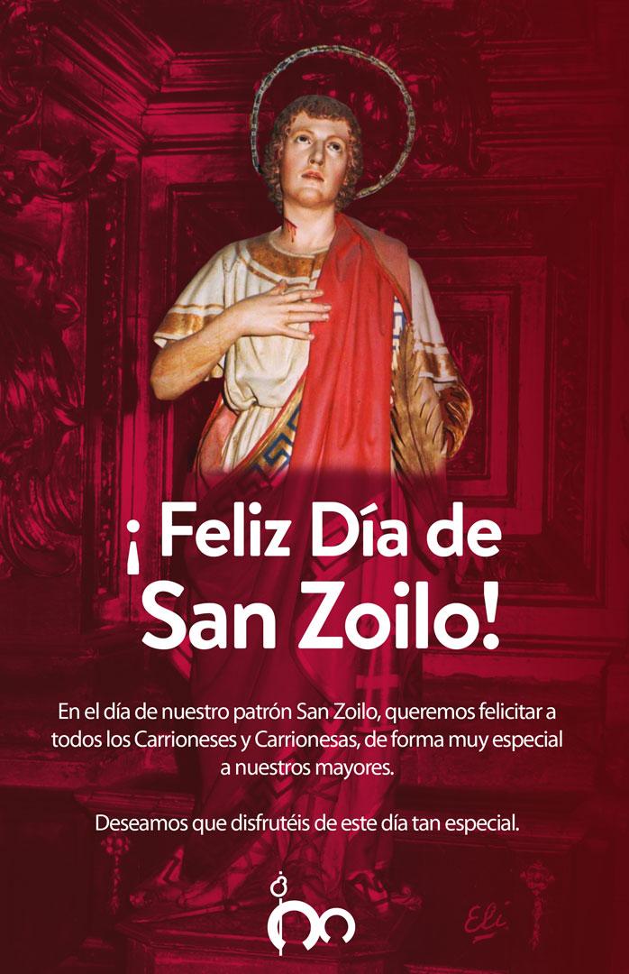¡Feliz día de San Zoilo! Patrón de Carrión de los Condes