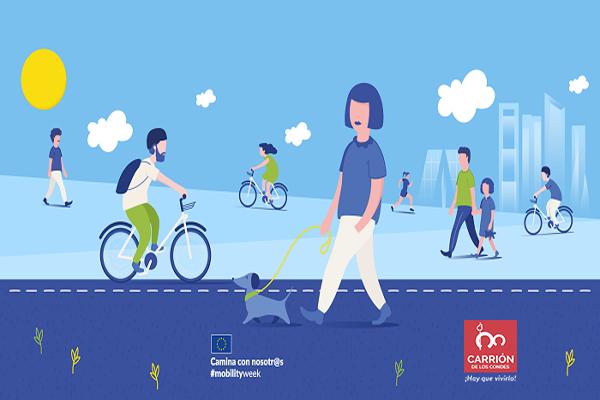 Semana Europea de la Movilidad del 16 al 22 de septiembre