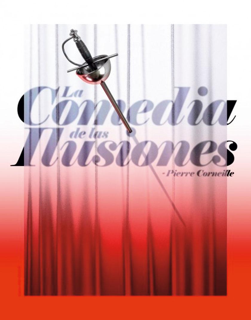 La Comedia de las Ilusiones - Teatro Kumen - 2 de noviembre – 20:00 h.