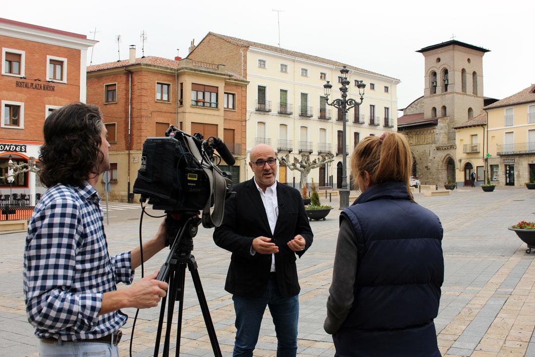 Eco de la noticia, Carrión como sede de la edición de Las Edades del Hombre 2021