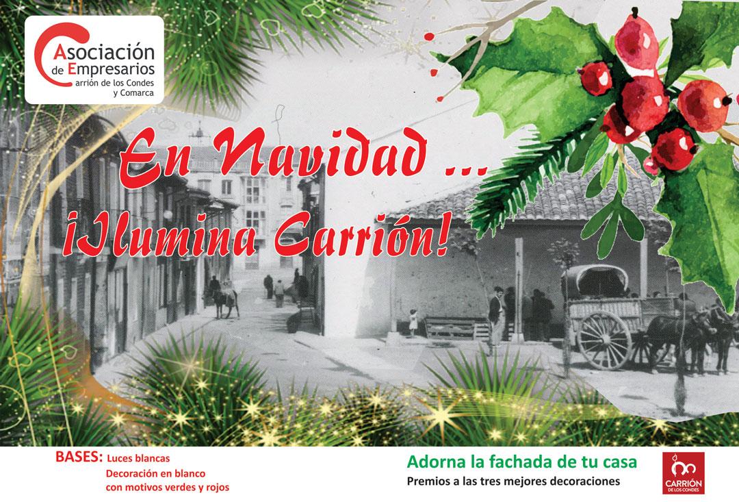 CAMPAÑA - En Navidad… Ilumina Carrión