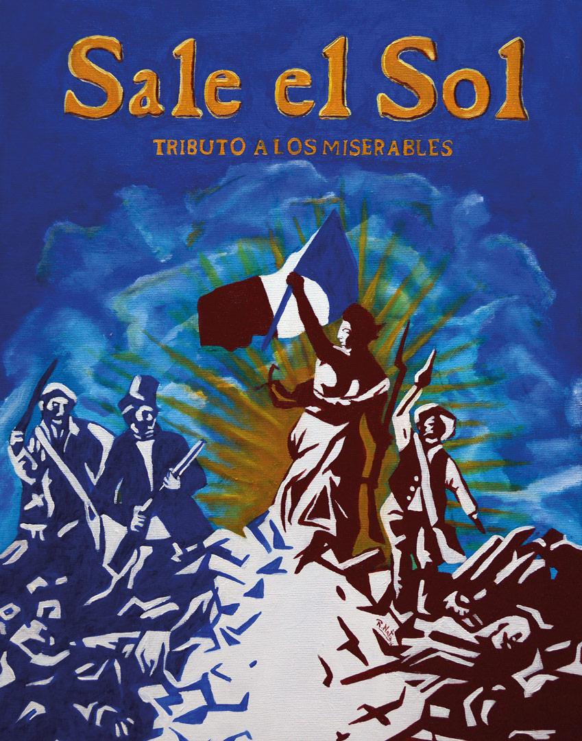 Sale el Sol (Tributo a los Miserables) - 30 de noviembre a las 20:00h.