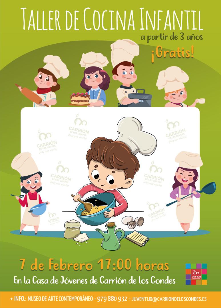 Taller de Cocina Infantil