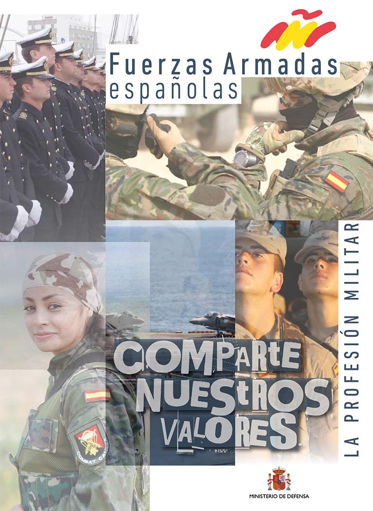 Convocatoria de acceso a Militar de tropa y Marinería (MTM) del año 2020.