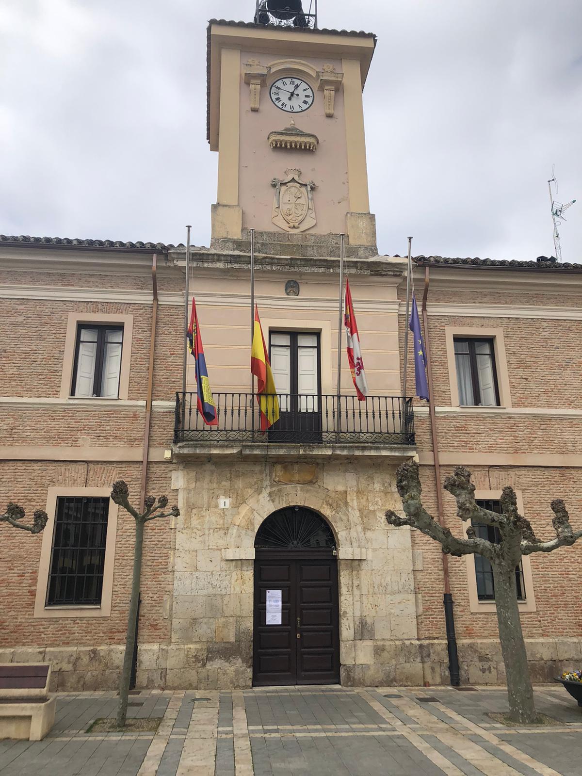 Declaración de luto oficial en Castilla y León