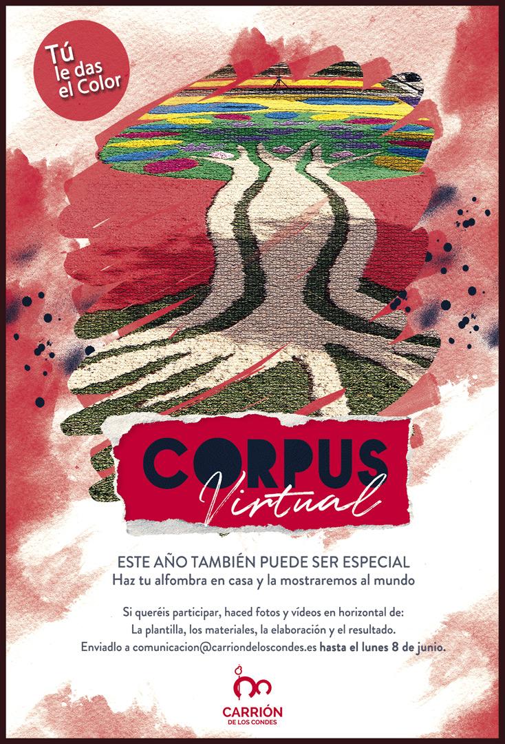 Corpus Virtual en Carrión de los Condes
