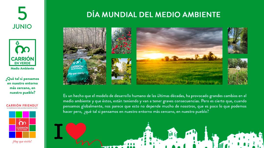 Día Mundial del Medio Ambiente contado por nuestros jóvenes