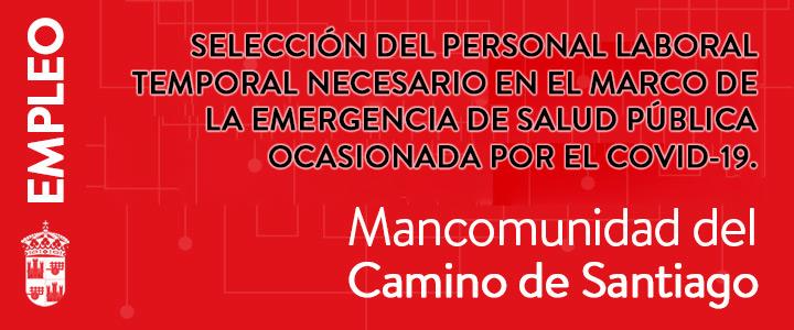 Selección del personal laboral temporal necesario en el marco de la emergencia de salud pública ocasionada por el covid-19