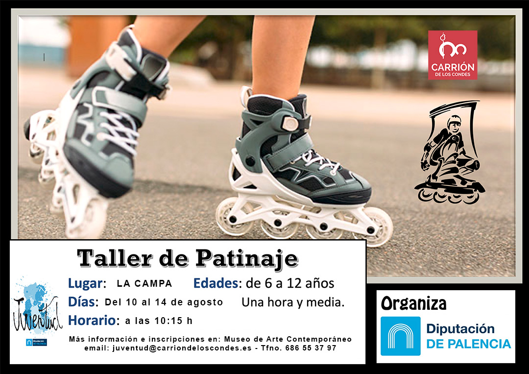 TALLER DE PATINAJE