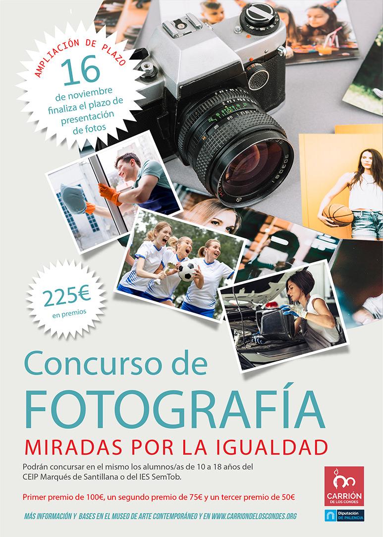 Concurso de fotografía hasta el 16 de noviembre de 2020