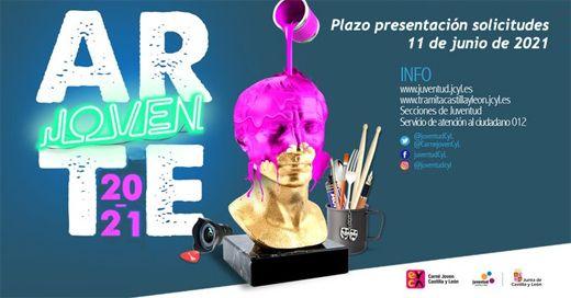Programa Arte Joven: Jóvenes Artistas en Castilla y León 2021