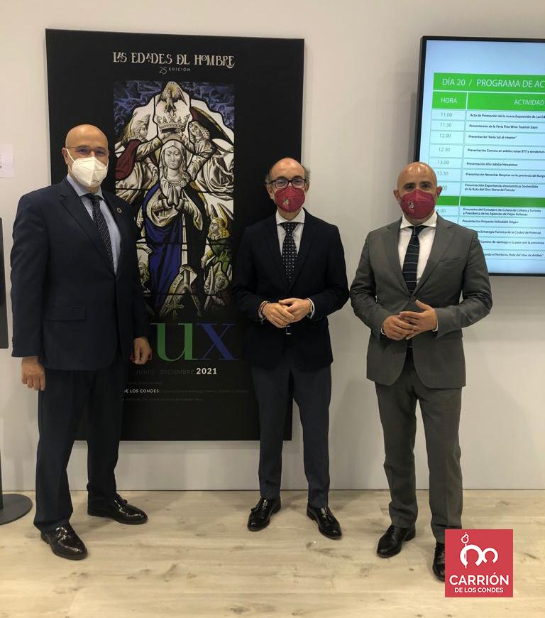 La Junta de Castilla y León presenta en FITUR el Plan de Promoción de 'LUX', de la XXV edición de Las Edades del Hombre.