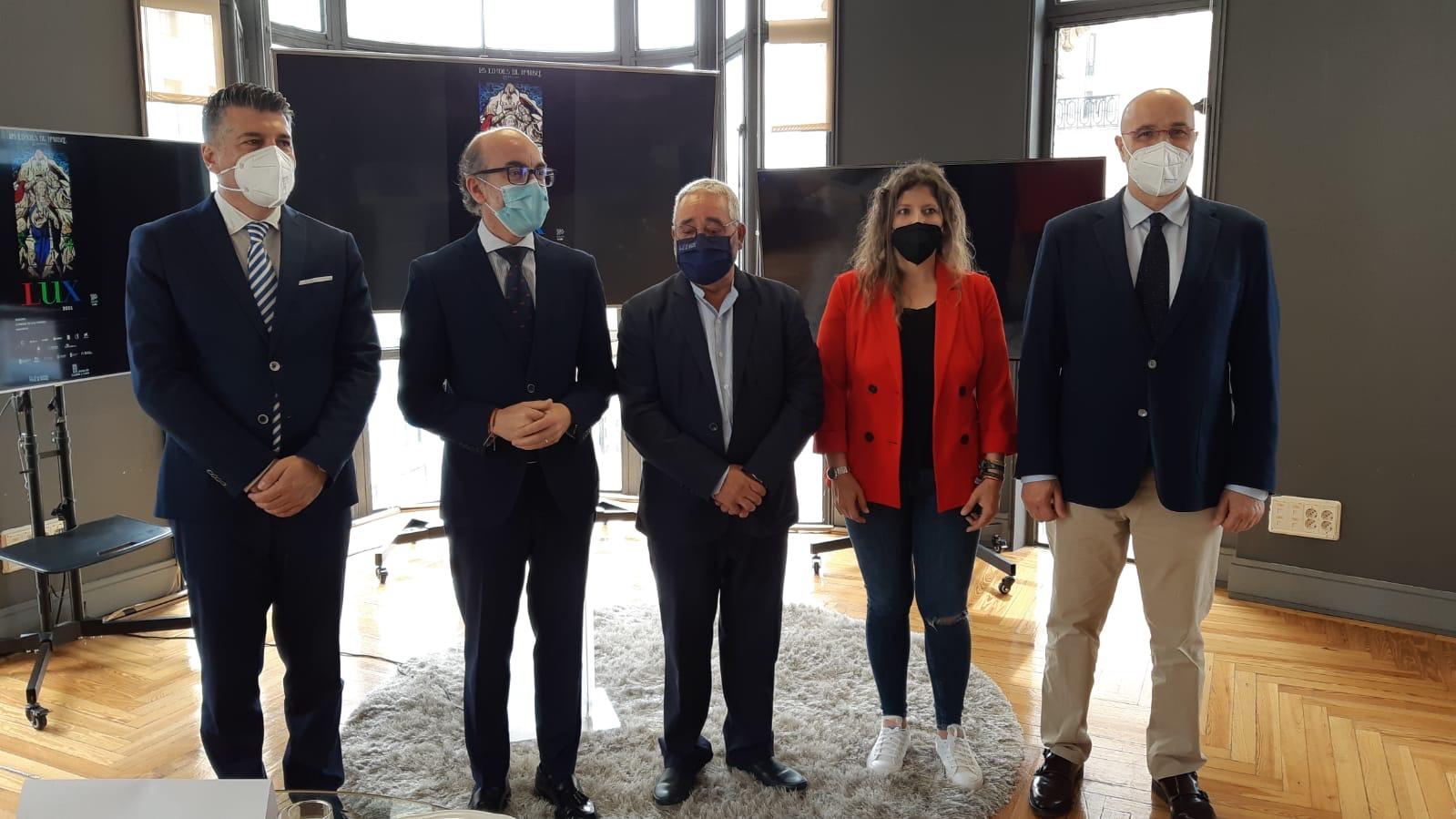 Su Majestad el Rey Felipe VI inaugura la edición