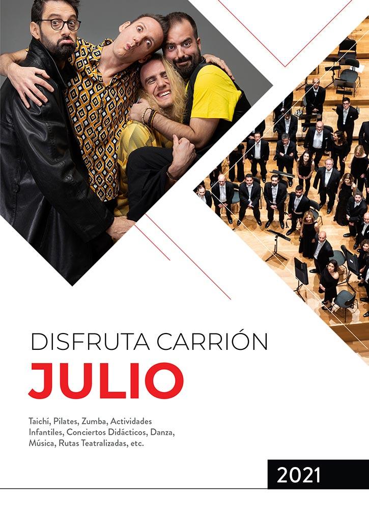 Disfruta Carrión Julio