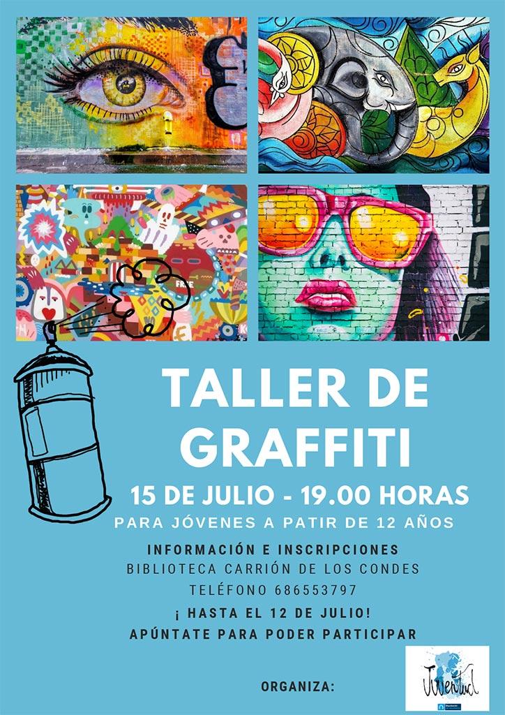 Taller de Graffitis