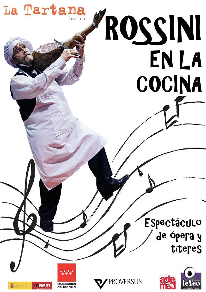 Rossini en la Cocina