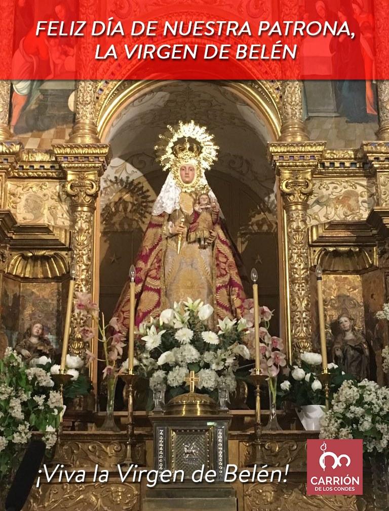 Día de la Virgen de Belén