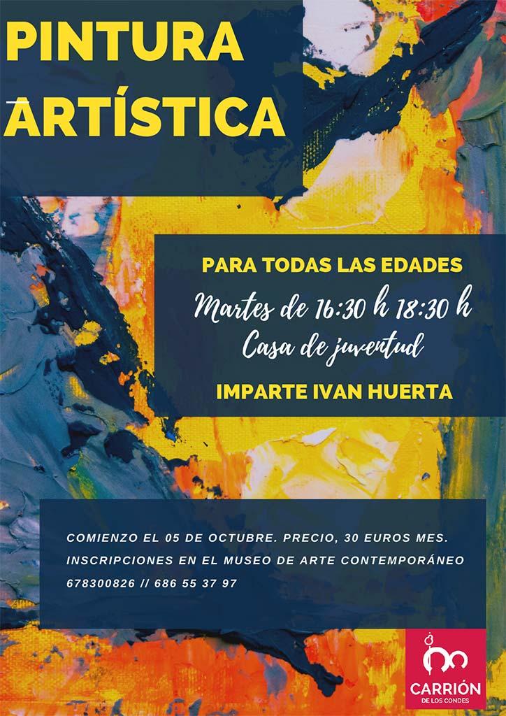Curso de Pintura Artística